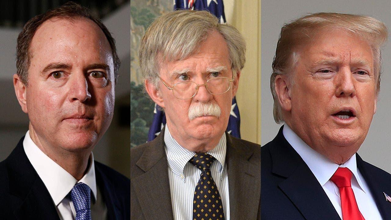 Old videos of Bolton, Schiff raise credibility questions amid Trump impeachment trial