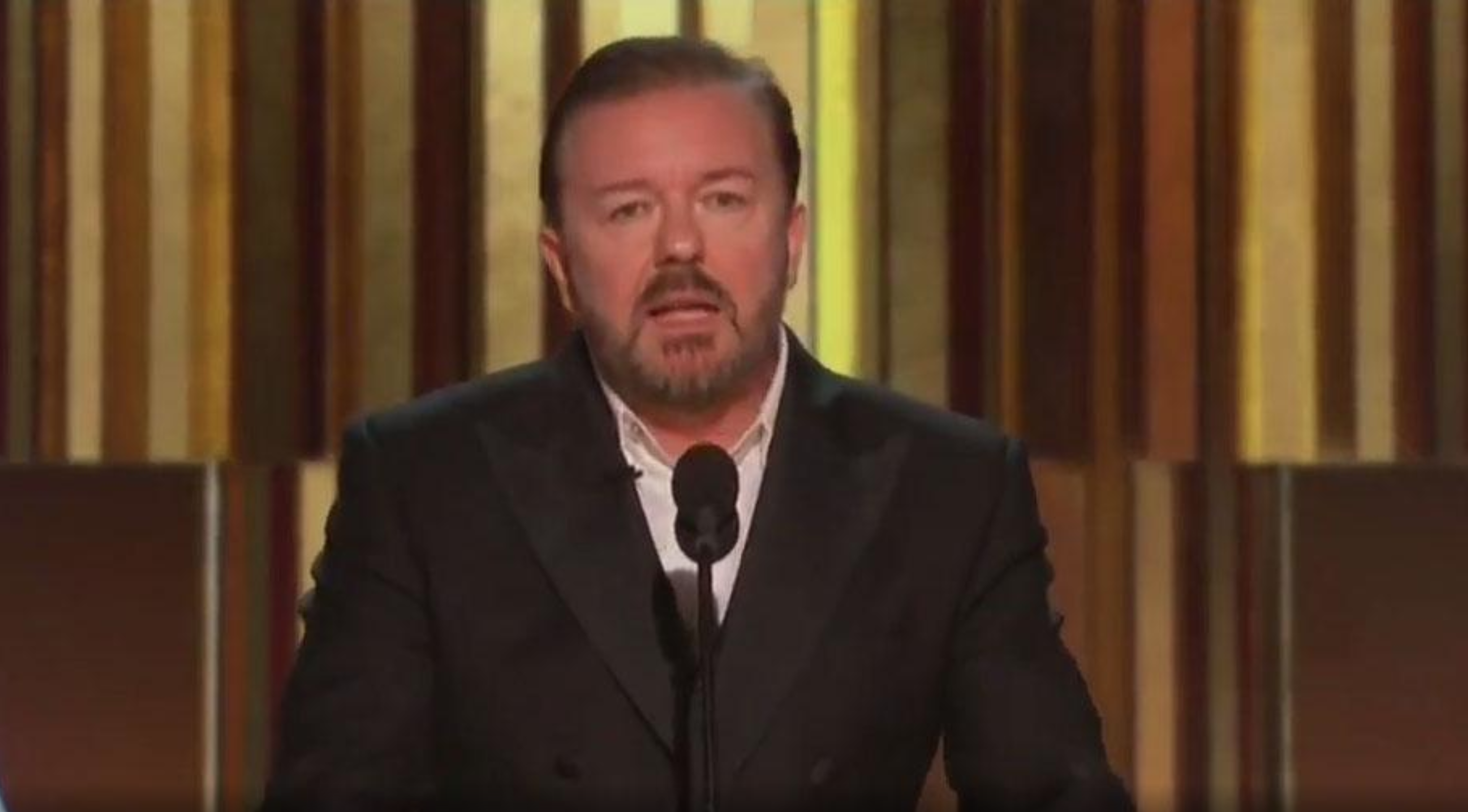 Rep. Crenshaw applauds Ricky Gervais' takedown of Hollywood elites: 'He has the support of the people'