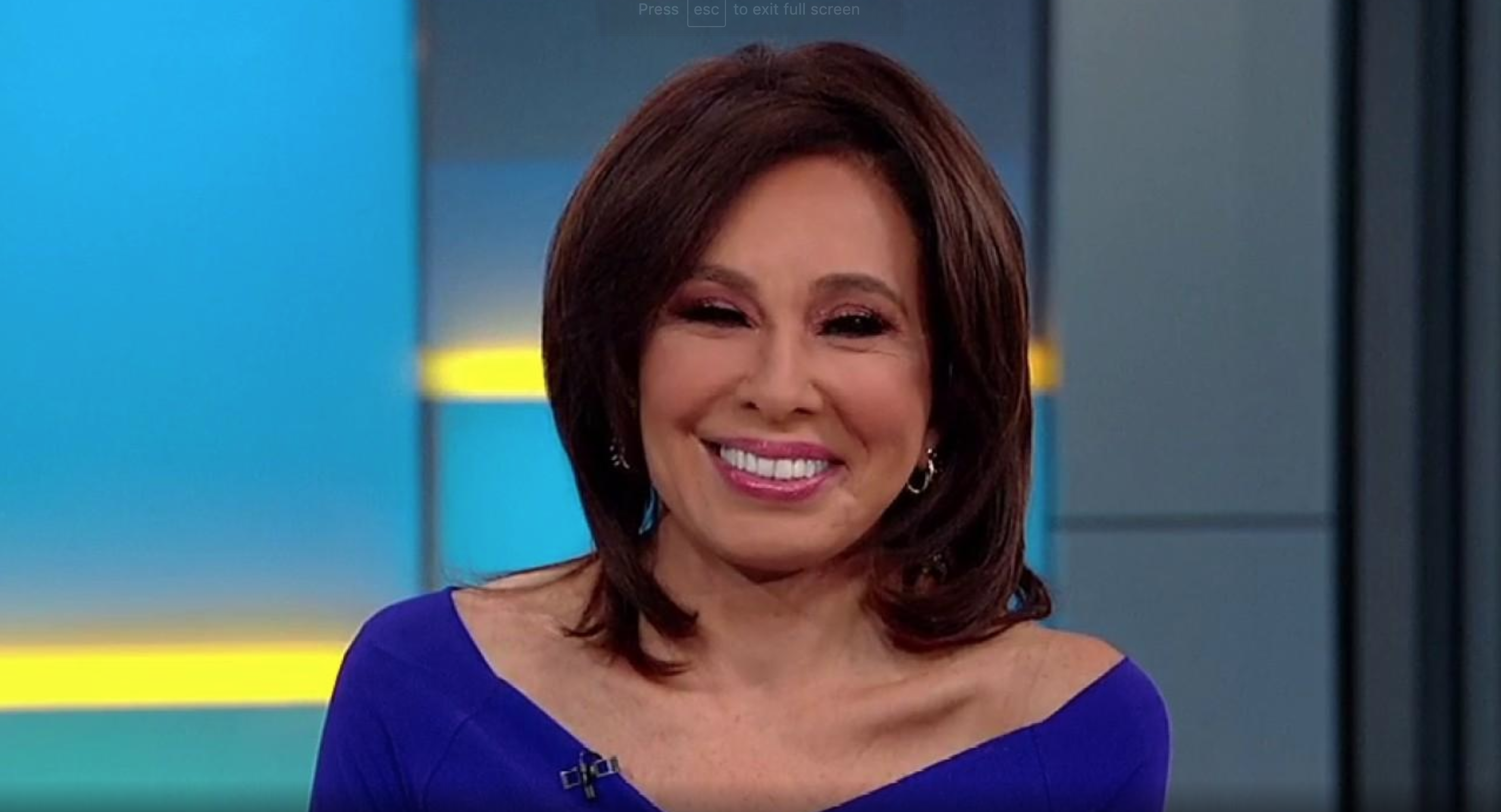 Westlake Legal Group Screen-Shot-2020-01-17-at-10.02.54-AM Judge Jeanine: Dems are about as solemn on impeachment as 2nd graders 'passing gas' Joshua Nelson fox-news/shows/fox-friends fox-news/media/fox-news-flash fox news fnc/media fnc article 237a0c27-9acc-57b9-a1ad-2472ed12b6fa