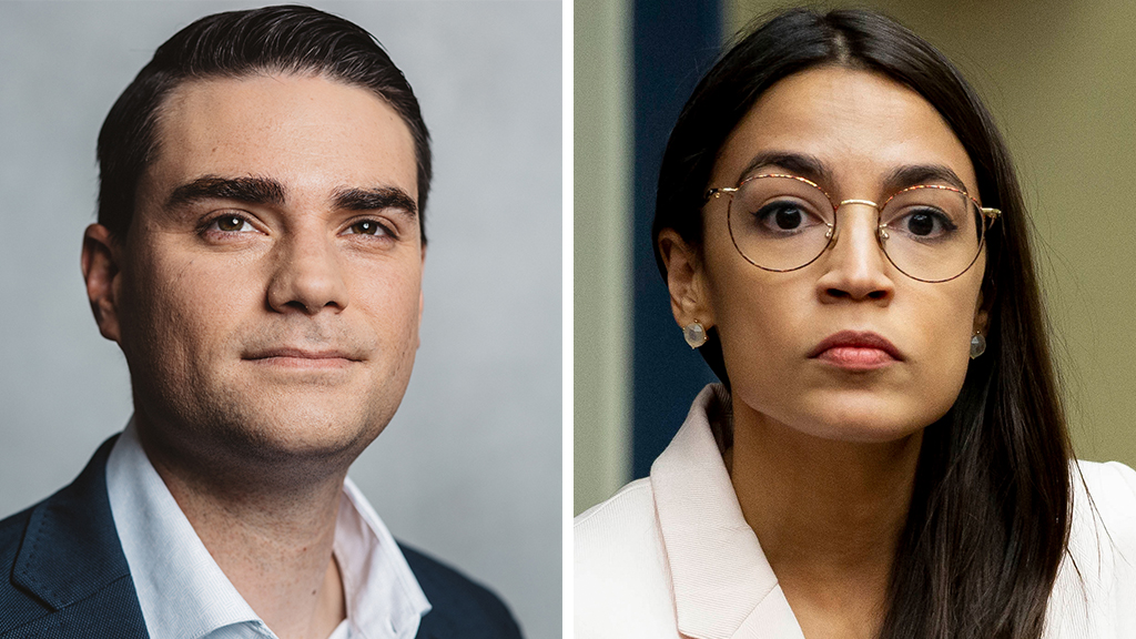 Shapiro: AOC trying to explain economics is like 'a badger trying to explain calculus'