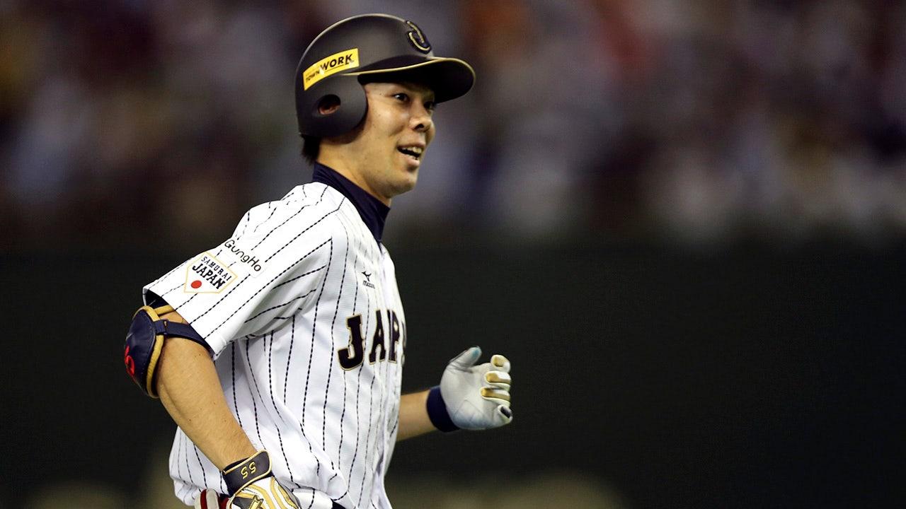 Westlake Legal Group Shogo-Akiyama Reds agree to $21 million, 3-year deal with OF Shogo Akiyama fox-news/sports/mlb/cincinnati-reds fox-news/sports/mlb fnc/sports fnc f5fda336-341d-5162-8620-8d8d8b79081e Associated Press article
