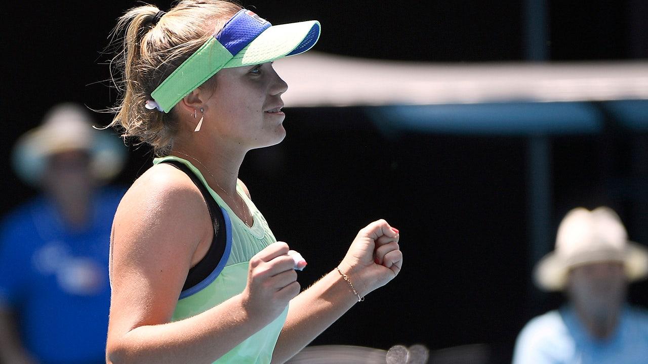 ソフィアKeninは初よりオーストラリア開準決勝