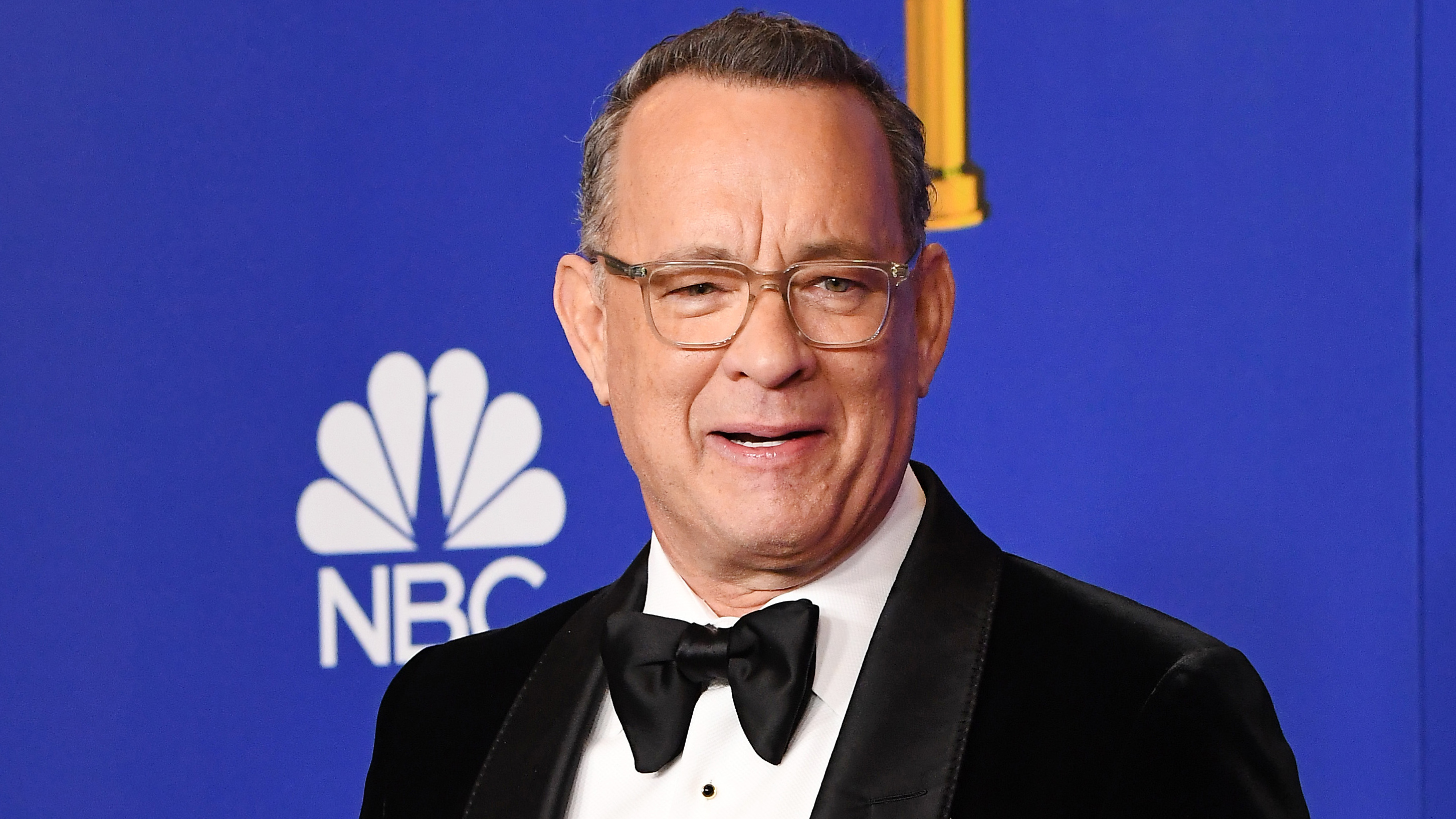 Tom Hanks addresses successful, scandal-free career at the Golden Globe Awards: 'There's no strategy to it'