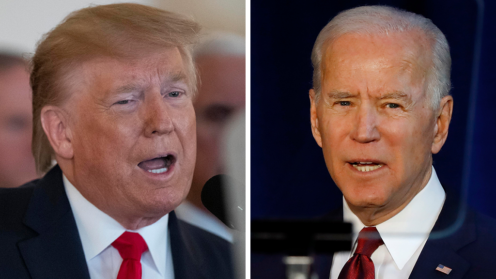 Westlake Legal Group Trump-Biden_AP Biden 'convinced' US military would intervene if Trump refused to leave White House fox-news/us/military fox-news/politics/elections fox-news/politics/2020-presidential-election fox-news/person/joe-biden fox-news/person/donald-trump fox-news/entertainment/tv fox-news/entertainment/politics-on-late-night fox-news/entertainment/genres/comedy fox news fnc/entertainment fnc ff2f0ce6-1bf5-5f3d-a947-2b625f2b569a Dom Calicchio article