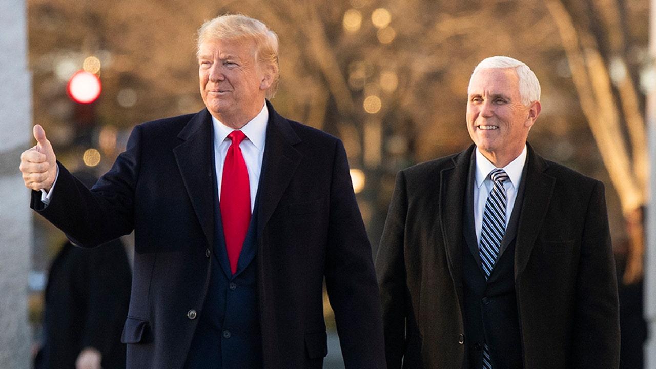 Trump rates his legal team's performance in Senate impeachment trial