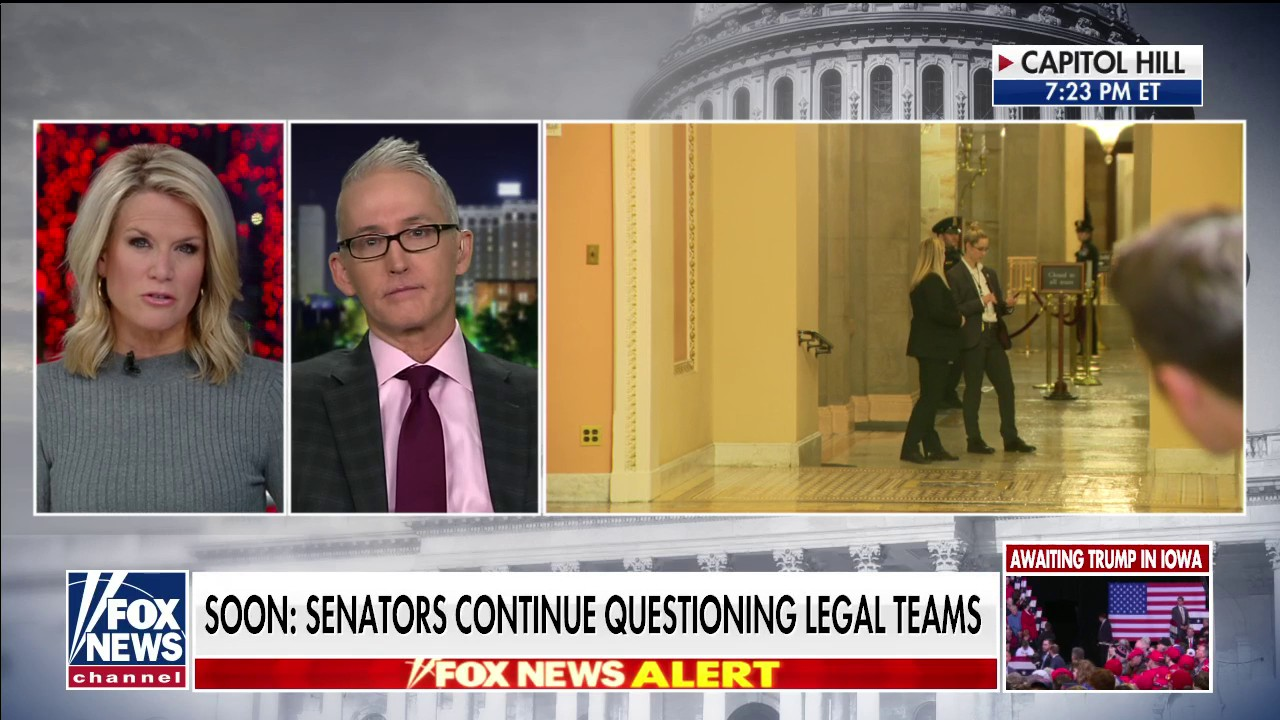 Trey Gowdy: Both sides in fight over whistleblower testimony are wrong