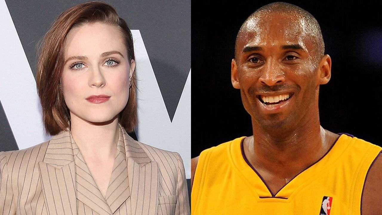 Evan Rachel Wood tweet calling Kobe Bryant a 'sports hero' and a 'rapist' gets slammed
