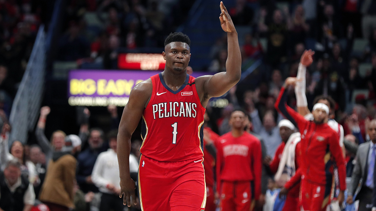 Westlake Legal Group Zion-Williamson6 Zion Williamson's exceptional debut provides Pelicans hope fox-news/sports/nba/new-orleans-pelicans fox-news/sports/nba fox-news/person/zion-williamson fnc/sports fnc Associated Press article 1dd1184b-34d3-5548-920e-aeab3cfb798c