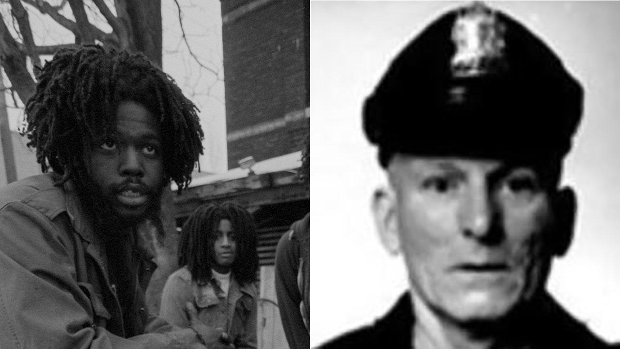 Delbertアフリカフィラデルフィアに移動グループの一員と連動cop、公42年