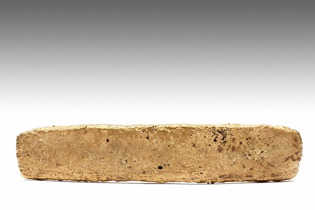 4 pound gold bar found decades ago identified as stolen Aztec treasure