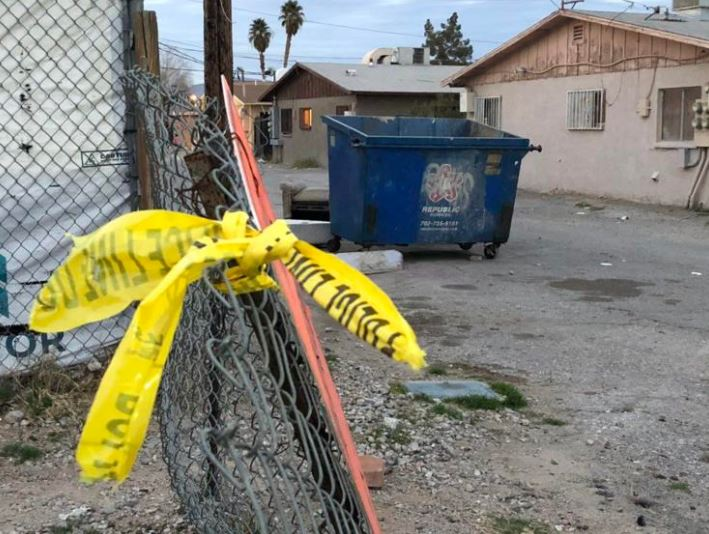 Westlake Legal Group baby-dumpster Nevada police say infant found dead in dumpster in North Las Vegas fox-news/us/us-regions/west/nevada fox-news/us/crime/homicide fox-news/us/crime fox-news/us fox news fnc/us fnc David Aaro article 3930e0b3-5581-5125-be74-6397459b4ce8