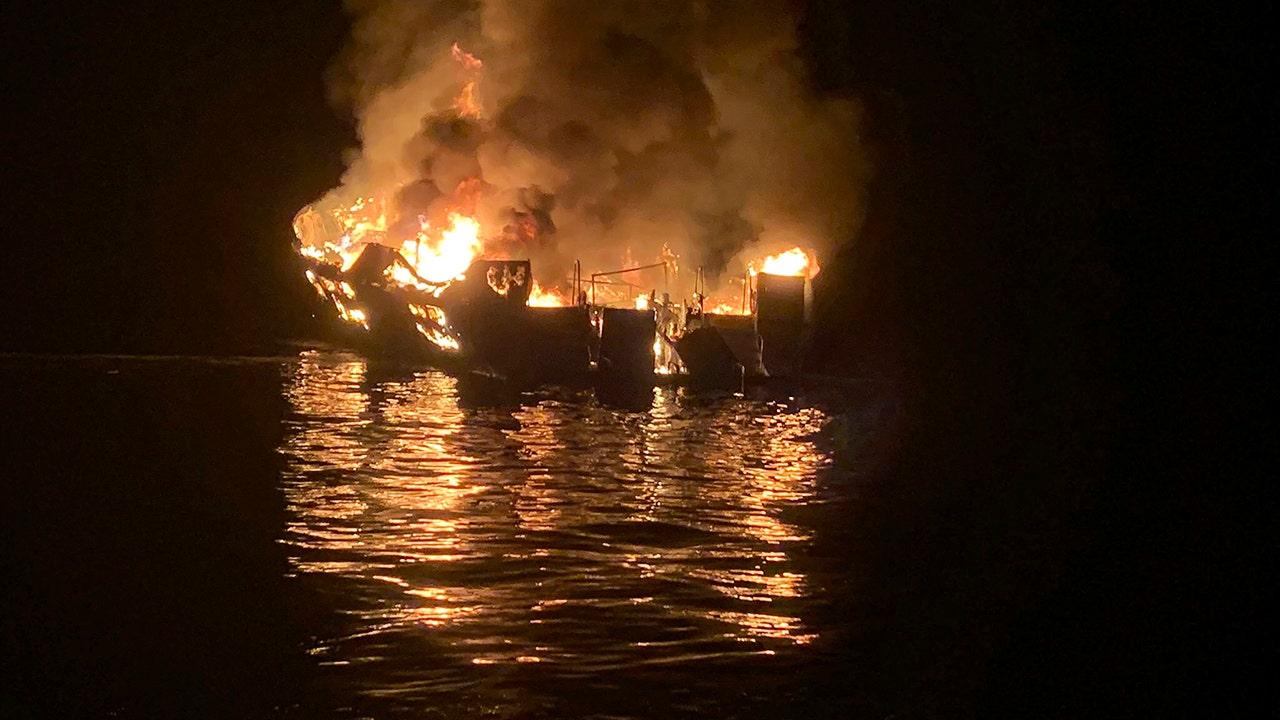 Konzeption Feuer: Familie des Toten crew-Mitglied klagt Kalifornien Bootseigner fordern Sie wusste Schiff unsicher war