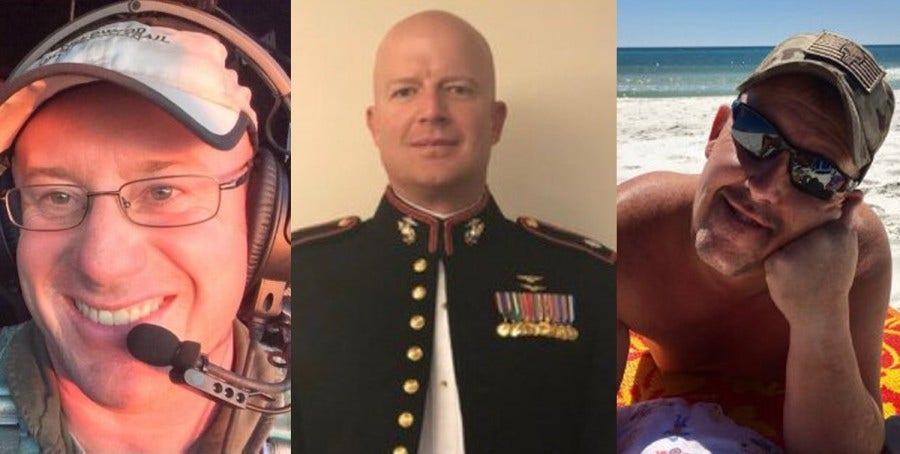 3アメリカ消防隊員の死オーストラリアクラッシュ–全米軍のベテランの抽出--