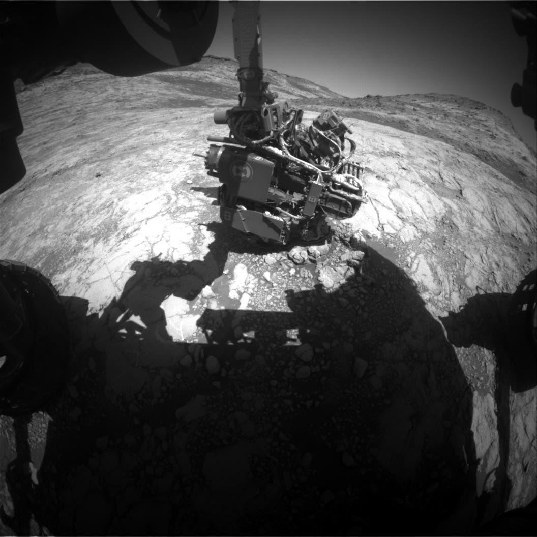 NASA's $2.5B rover is frozen on Mars