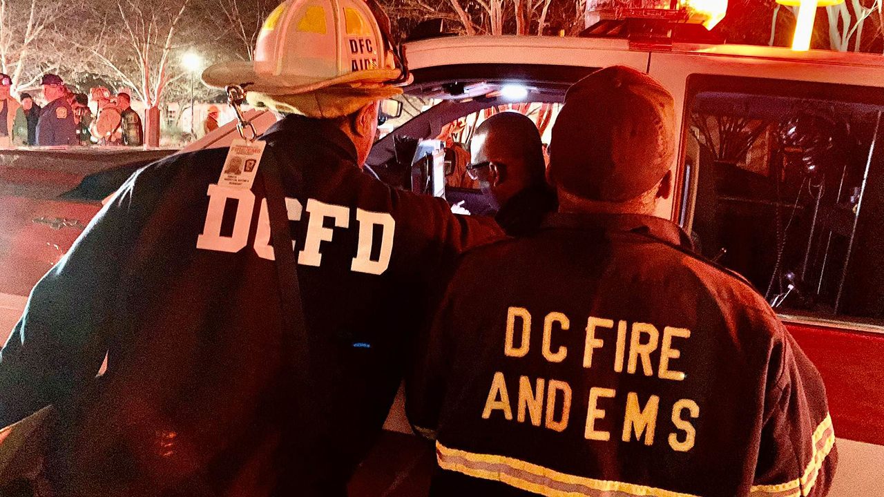 Westlake Legal Group dc-fire DC fire recruits under investigation for flashing 'OK' sign in photo, 'white power' symbol or 'circle game'? fox-news/us/disasters/fires fox-news/travel/vacation-destinations/washington-dc fox-news/politics/state-and-local/cities fox-news/politics/state-and-local fox news fnc/us fnc Danielle Wallace article 2f021339-6c9d-592a-934e-d785cf83b070