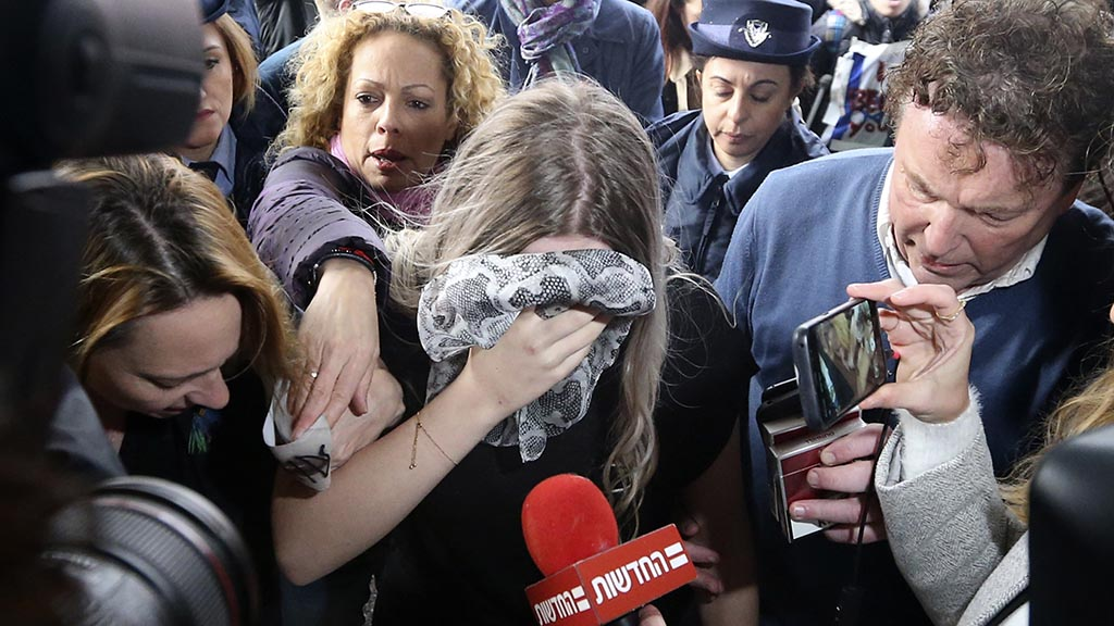 British woman in Cyprus gang-rape case appeals guilty verdict to lying