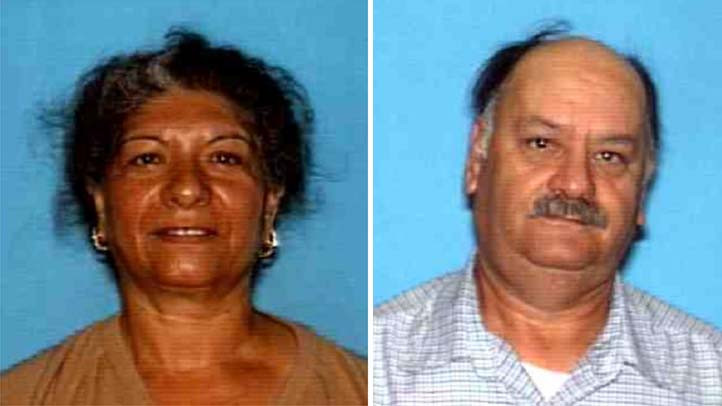 Kalifornien fehlt paar gefunden, tot in Tijuana, der Sohn-in-law verhaftet