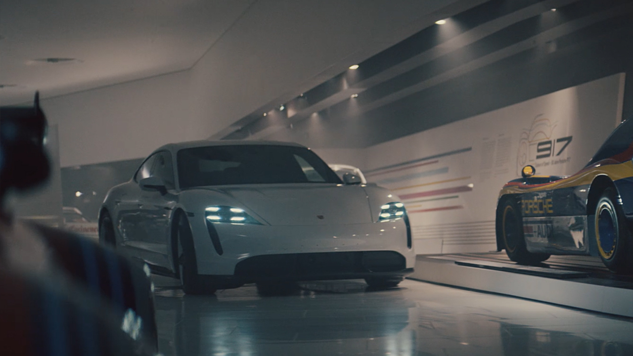 Porsche's Super Bowl LIV commercial is a crime