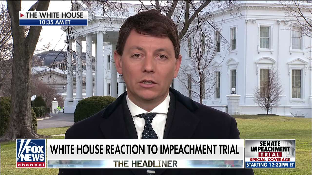 Donald trump Hogan Gidley: 'Not aware' of any White House effort to block Bolton's book thumbnail