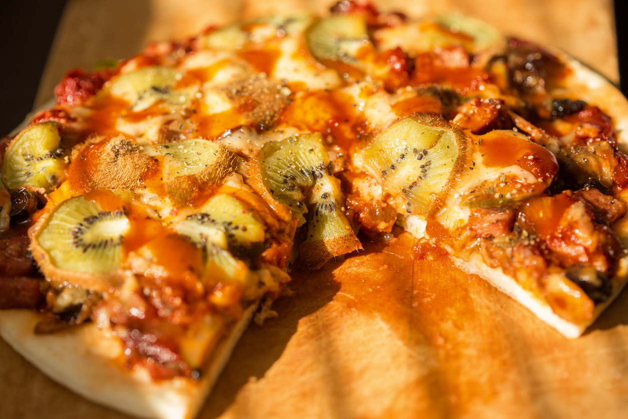 Westlake Legal Group iStock-911459316 Kiwi pizza declared 'abomination' as Twitter melts down over fruity topping fox-news/food-drink/food/snack-foods fox-news/food-drink/food fox news fnc/food-drink fnc article Alexandra Deabler 6fabf3e1-6f35-5542-8b3b-1dc9473c85da