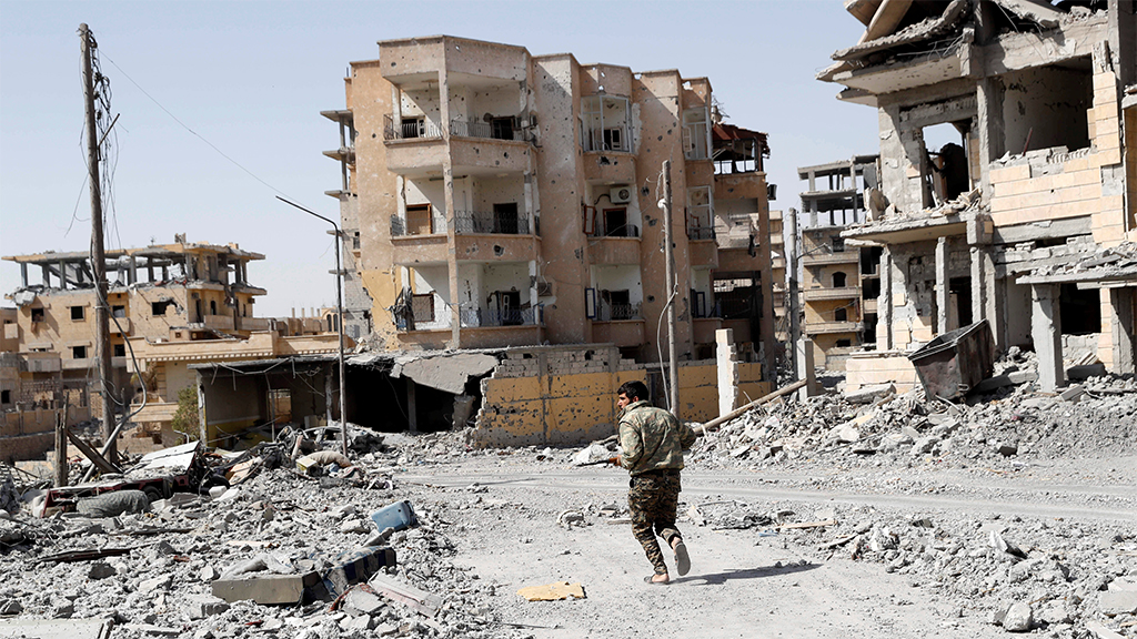 ISIS panel in Syria acts as 'judge, jury and executioner,' report finds