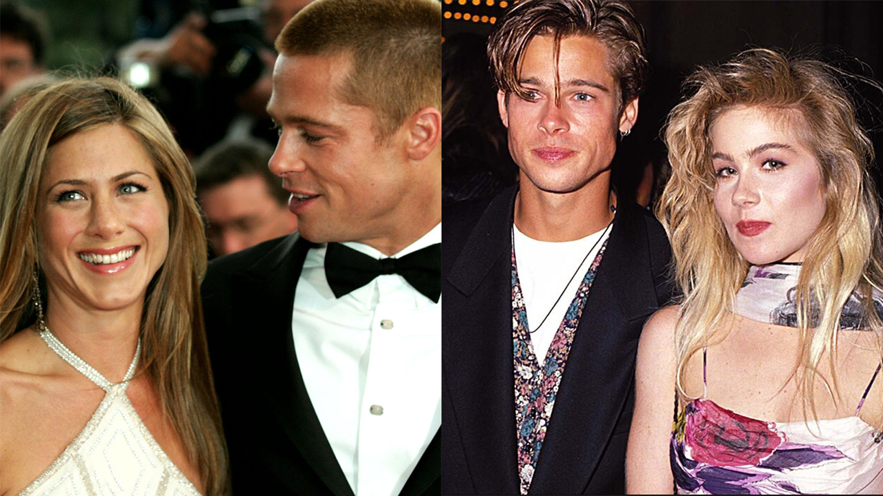 Brad Pitt's dating history: The many famous women he's been romantically linked with over the years