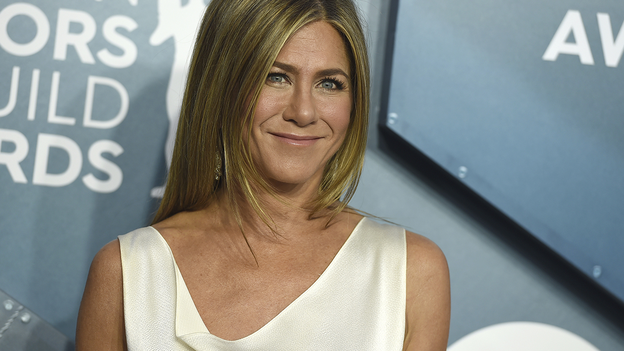 Jennifer Aniston wears sheer dress at SAG Awards: 'I wonder if [she] knows how visible everything is'
