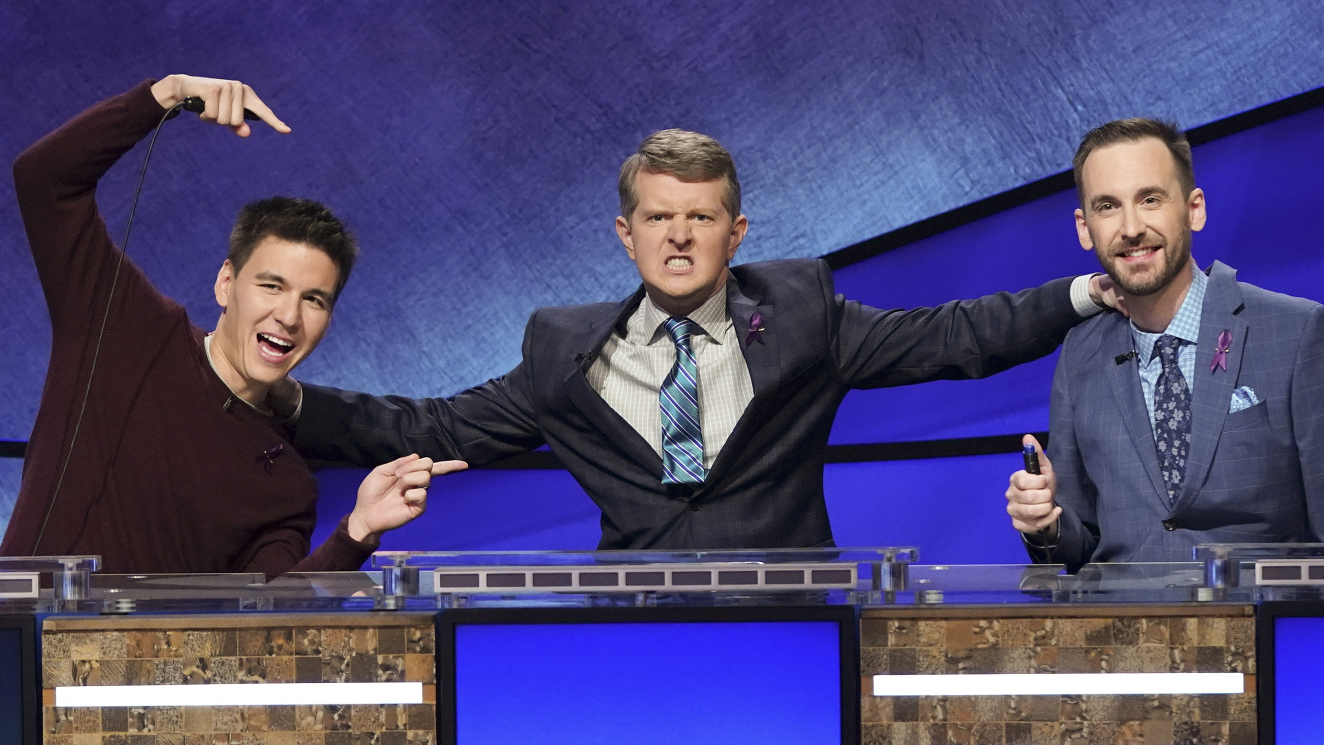 'Jeopardy!' champ Ken Jennings will not participate in a rematch