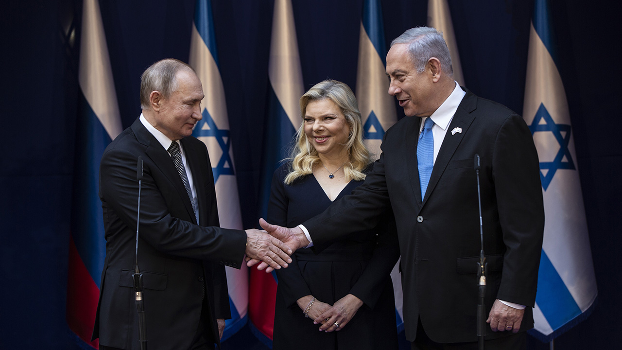 World leaders attend anti-Semitism, Holocaust forum in Jerusalem thumbnail