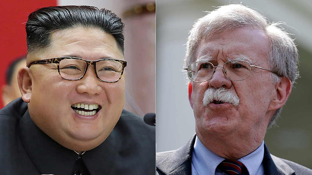 Westlake Legal Group kim-jong-un-john-bolton-AP John Bolton: After Kim Jong Un claim, US should resume South Korea military exercises Nick Givas fox-news/world/conflicts/north-korea fox-news/us/military fox-news/politics/executive/white-house fox-news/person/kim-jong-un fox news fnc/politics fnc f3c5cd2f-ed5d-56d4-9965-17608d4be18b article