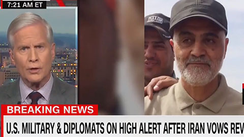 CNN military analyst rips Senate Democrat's criticism of Soleimani strike: 'Just be quiet'
