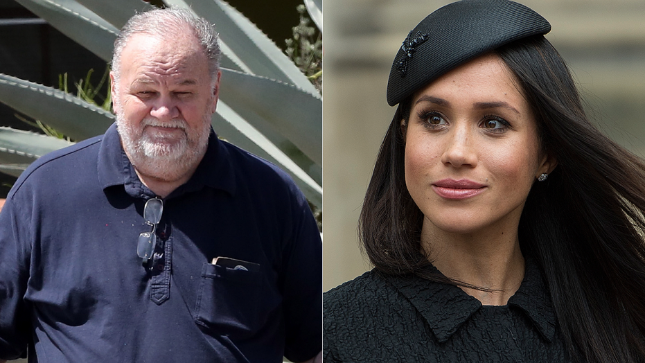 Marie Osmond calls Meghan Markle's dad 'ridiculous' amid reports he could testify against Duchess