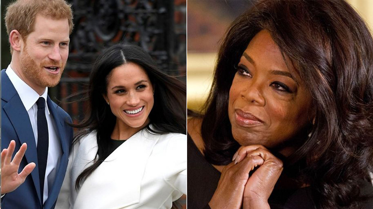 Meghan Markle, Prince Harry's Oprah Winfrey sit-down will also air on U.K.'s ITV after bidding war