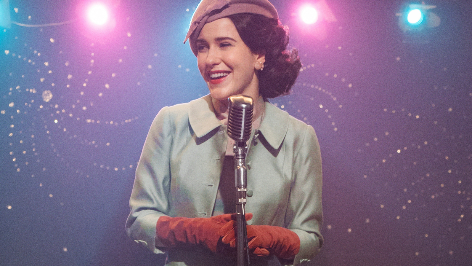 Westlake Legal Group mrs-maisel Rachel Brosnahan says 'Marvelous Mrs. Maisel' costumes caused 'corset-related injury' Nate Day fox-news/entertainment/tv fox-news/entertainment/genres/late-night fox-news/entertainment/celebrity-news fox-news/entertainment fox news fnc/entertainment fnc article 99a5334f-486c-5be0-a7fa-9b3e52d5669b
