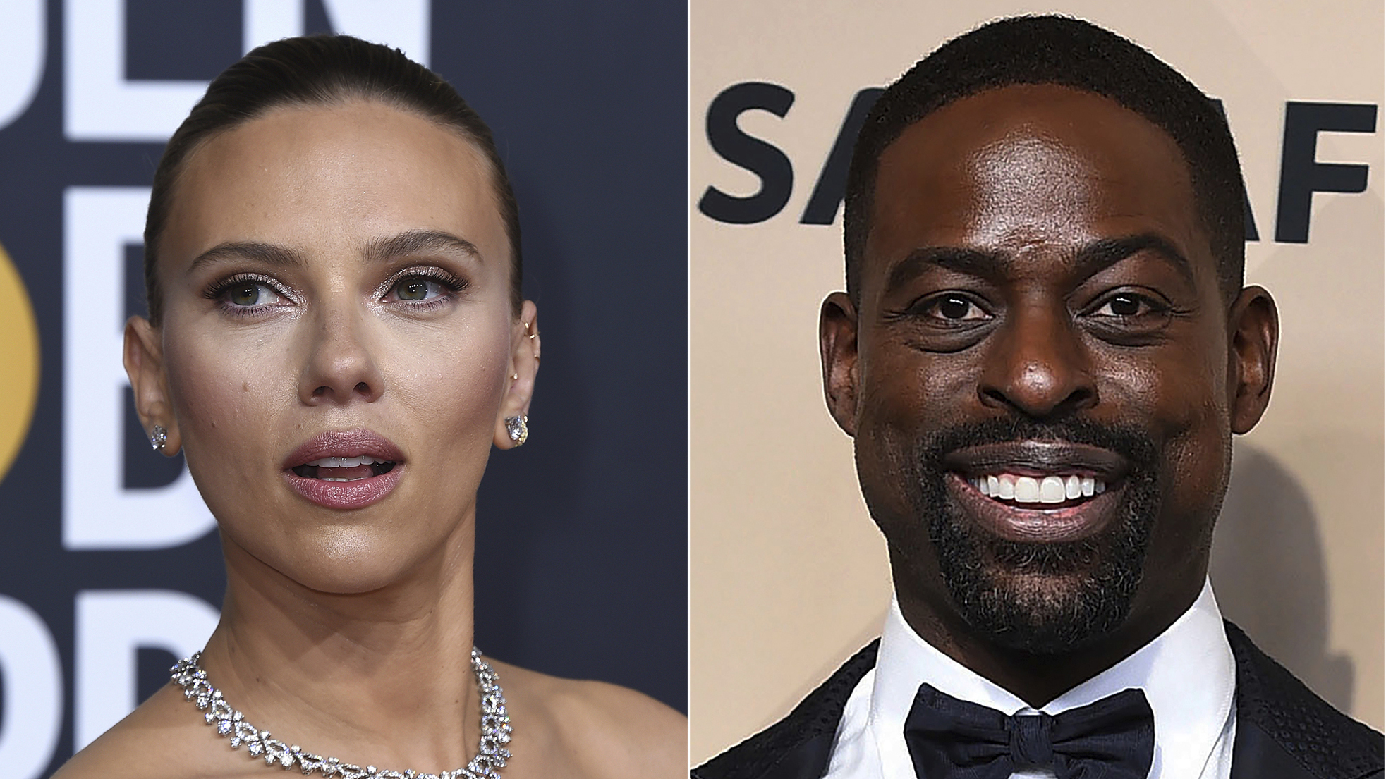 Scarlett Johansson, Sterling K. Brown among actors to present at 2020 SAG Awards