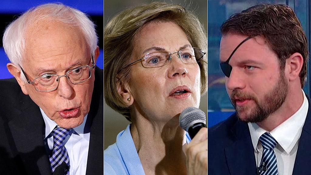 Dan Crenshaw ledakan 'kaki tangan' oleh Sanders dan Warren: 'definisi membeli suara'