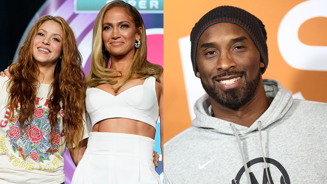 Jennifer Lopez, Shakira's Super Bowl halftime show performance upsets fans with too subtle Kobe Bryant tribute