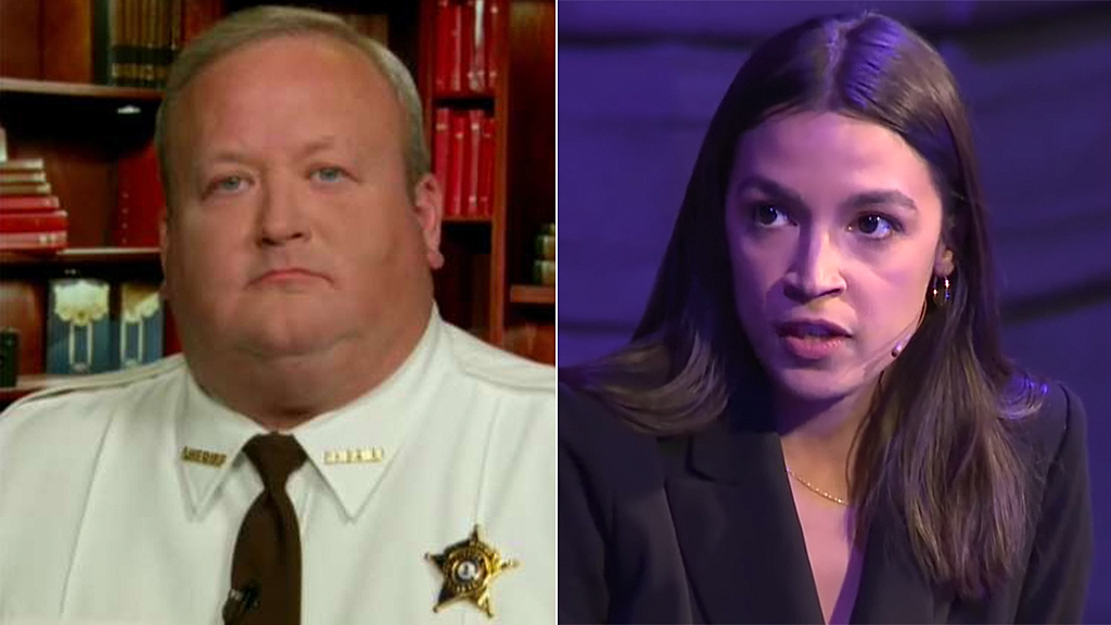 Virginia sheriff: AOC's claims about gun rights rally 'not worthy of response'