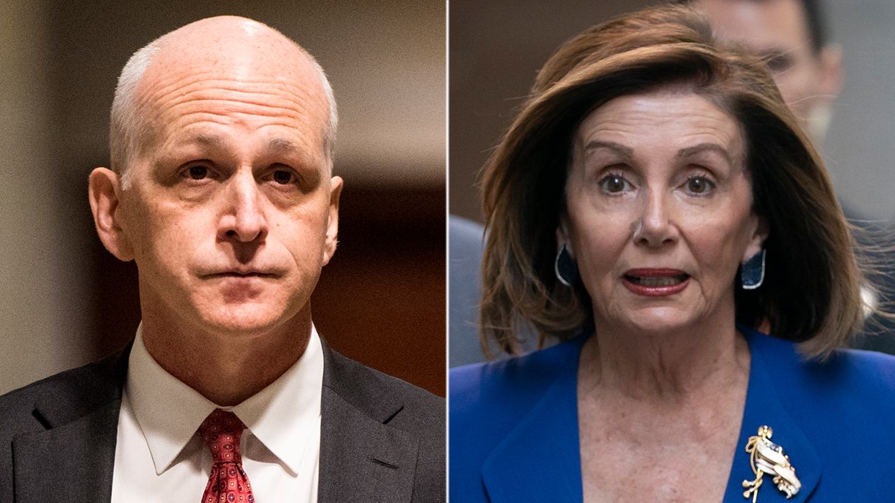Westlake Legal Group smith-pelosi-AP House Dem quickly reverses course after appearing to buck Pelosi on impeachment Sam Dorman fox-news/us/congress fox-news/politics/trump-impeachment-inquiry fox-news/politics/house-of-representatives/democrats fox-news/person/nancy-pelosi fox-news/person/mitch-mcconnell fox news fnc/media fnc article 51c30e39-e551-550d-b23c-56b496fbf8c2