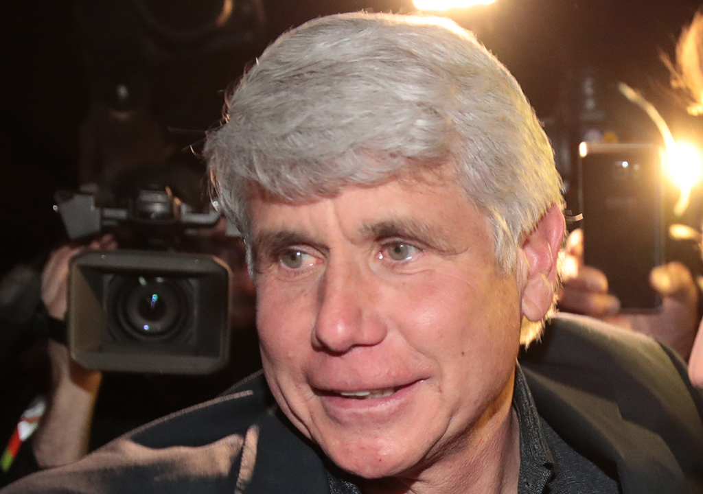 Rod Blagojevich, freed by Trump pardon, leaves Colorado prison, returns to Illinois