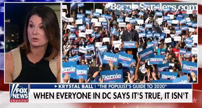 Krystal Ball: Demokratische Einrichtung hätte lieber vier weitere Jahre von Trump sehen, als Bernie gewählt