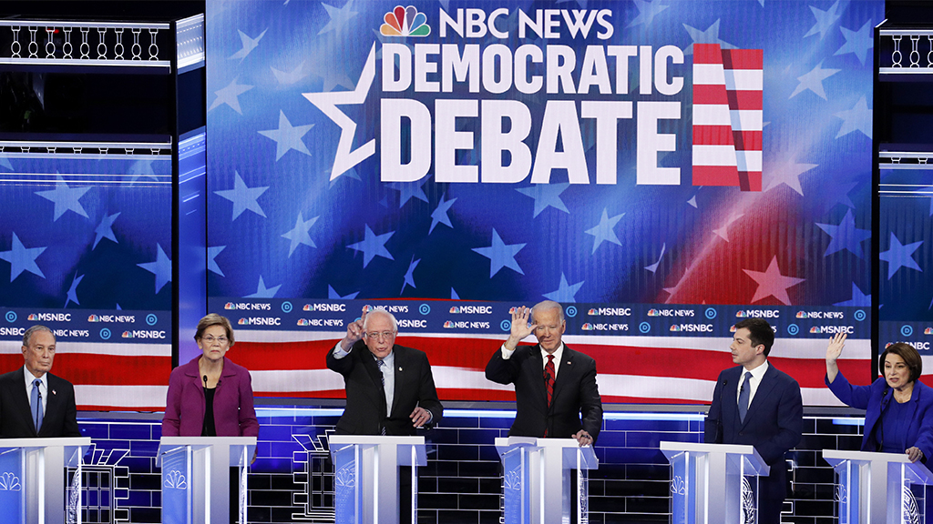 Westlake Legal Group 7e4e28c6-Debate-Stage Bloomberg tears into Sanders on stage: 'We're not going to throw out capitalism' Paul Steinhauser fox-news/politics/elections/presidential-debate fox-news/politics/elections fox-news/politics/2020-presidential-election fox-news/politics fox-news/person/michael-bloomberg fox-news/person/bernie-sanders fox news fnc/politics fnc article 81756d19-3407-5e06-9707-78840e469a0f