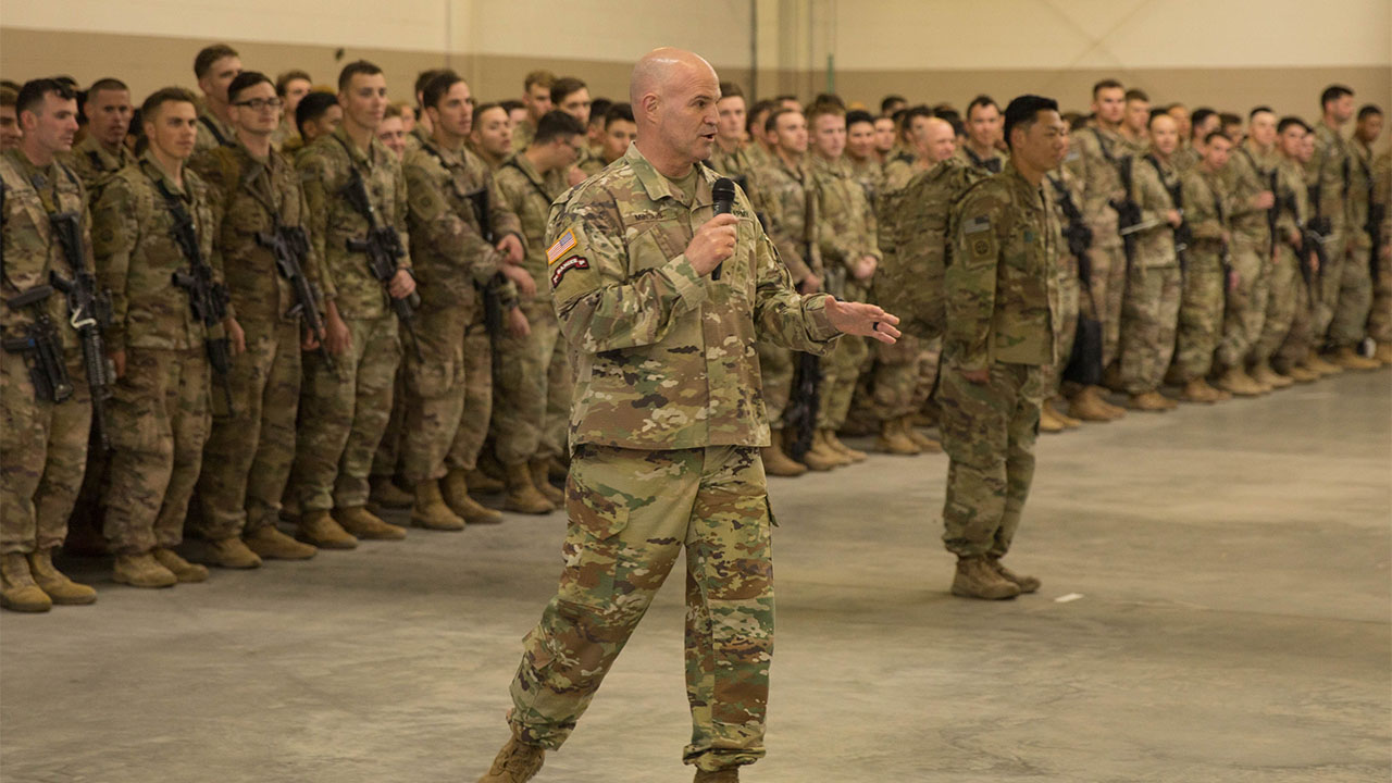 Westlake Legal Group 82nd-Airborne-Division-3 Paratroopers deployed to Middle East after Baghdad attack have returned home, officials say Nick Givas fox-news/world/world-regions/middle-east fox-news/world/world-regions/iraq fox-news/us/military/army fox-news/us/military fox-news/politics/foreign-policy/state-department fox news fnc/us fnc article 8af5edcc-1f95-54a7-8741-c64086aa4d7d