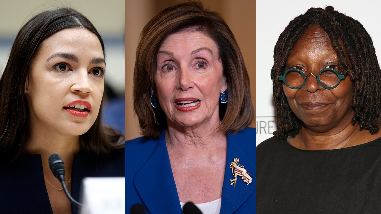 Whoopi Goldberg confronts AOC over comments about older Democrats: 'Bugged the hell out of me'