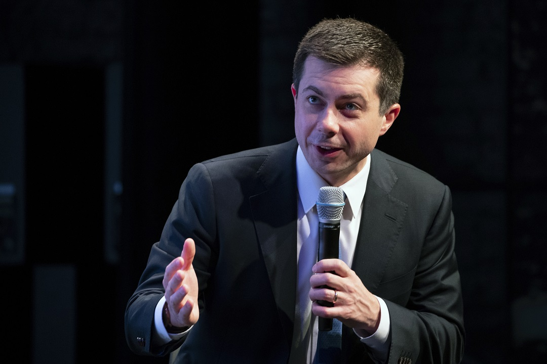Westlake Legal Group AP20036564224835 Pete Buttigieg says Trump has 'very different take on faith' than he does after comments at prayer breakfast Morgan Phillips fox-news/politics/elections/democrats fox-news/politics/2020-presidential-election fox-news/person/pete-buttigieg fox news fnc/politics fnc article 864c90ca-5d1e-51dd-beee-8656f7250be6
