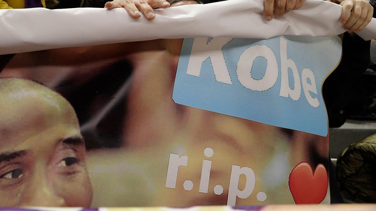 学校長からの通話Kobe bryantの死'karma,'方が投了の意思表示をした時点から仕事
