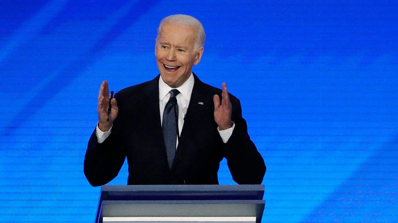 Joe Biden brauchen könnte gleich 'kognitiver test', dass Trump 'aced,' ehemalige WH Arzt Ronny Jackson sagt