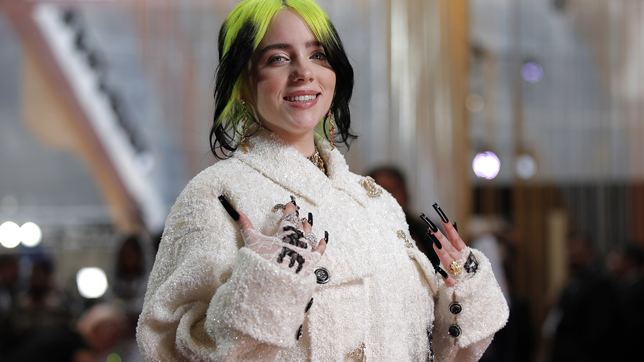Westlake Legal Group AP20041001616760 Billie Eilish releases 'James Bond' theme song 'No Time to Die' Variety Jem Aswad fox-news/entertainment/music fox-news/entertainment/movies/james-bond fox-news/entertainment/movies fox-news/entertainment/celebrity-news fox-news/entertainment fnc/entertainment fnc article 0ea6307d-0b2c-565c-85ac-1ef85d7a139a