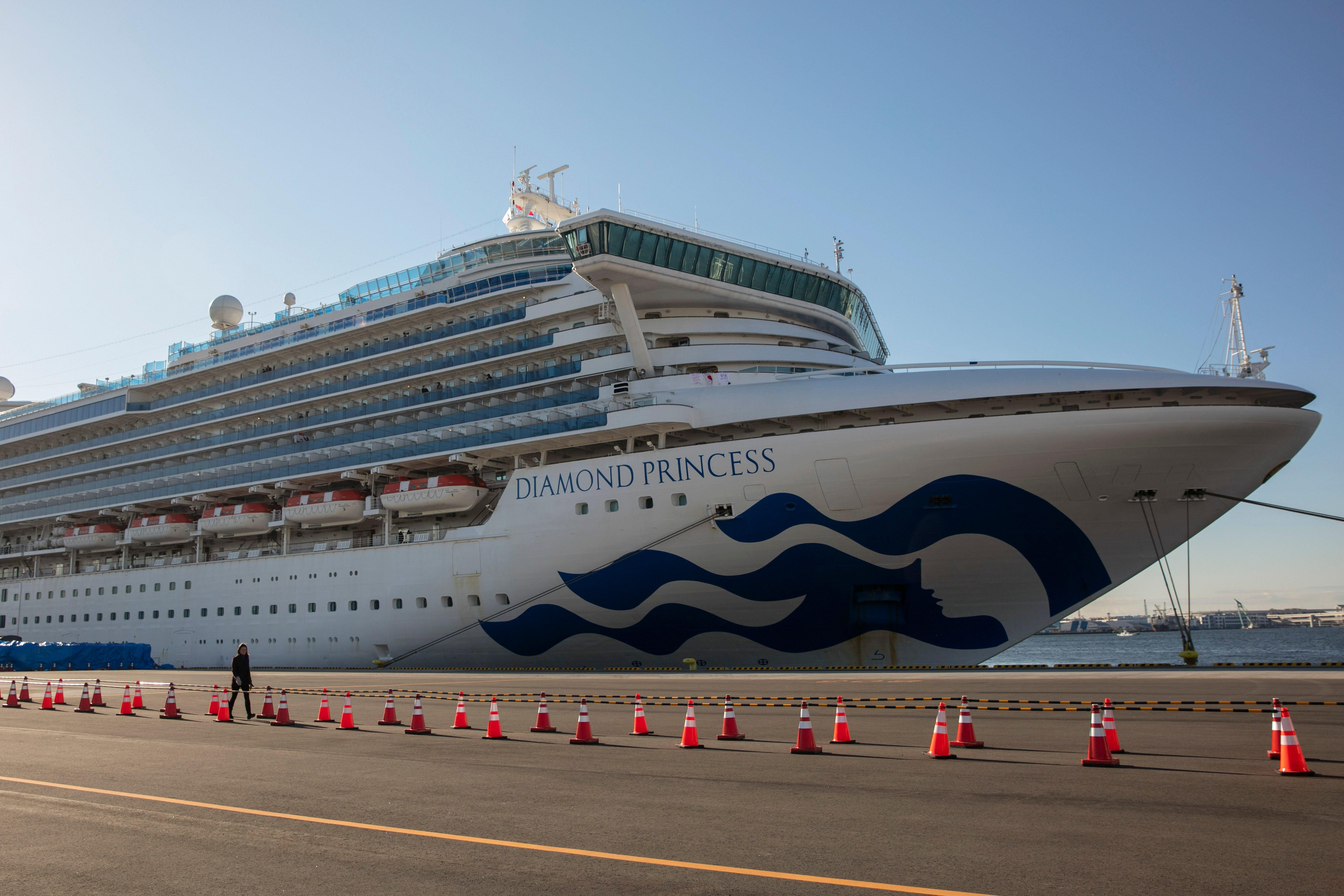 Coronavirus-quarantined passengers on Diamond Princess ship fed by celebrity chef Jose Andres