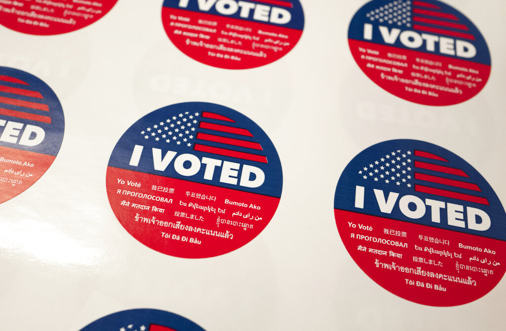 Group threatens lawsuits over 'suspiciously high' voter registration rates in swing states